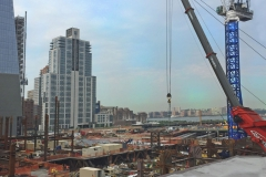 Hudson Yards Crane Tower - New York