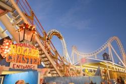 Ocean City Roller Coaster