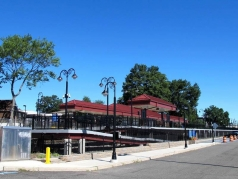 Pauderville Station, Garfield NJ