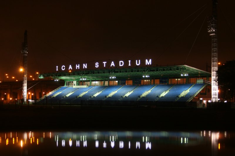 Ichan Stadium, Randall's Island Sports Complex, New York, NY
