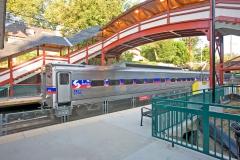 Allen Lane Regional Rail Station, SEPTA