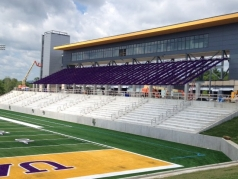 University at Albany Stadium Bleachers, Albany, NY