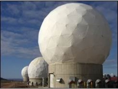 US Air Force Base Tracking Station, Thule, Greenland